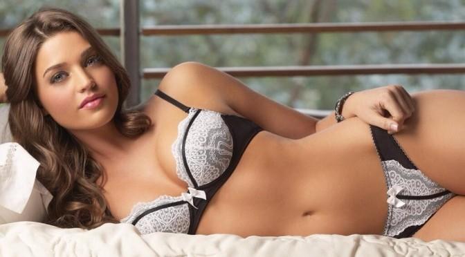 西班牙美女。 Lara Álvarez [gif]