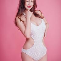 韩国美女。 嚴相美  엄상미 [gif]