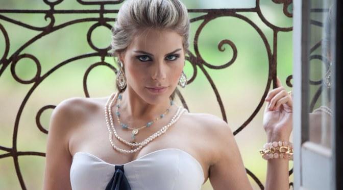 巴西美女。 Lilioze Amaral [gif]