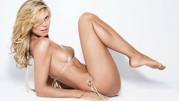 德国美女。 海蒂·克鲁姆 Heidi Klum