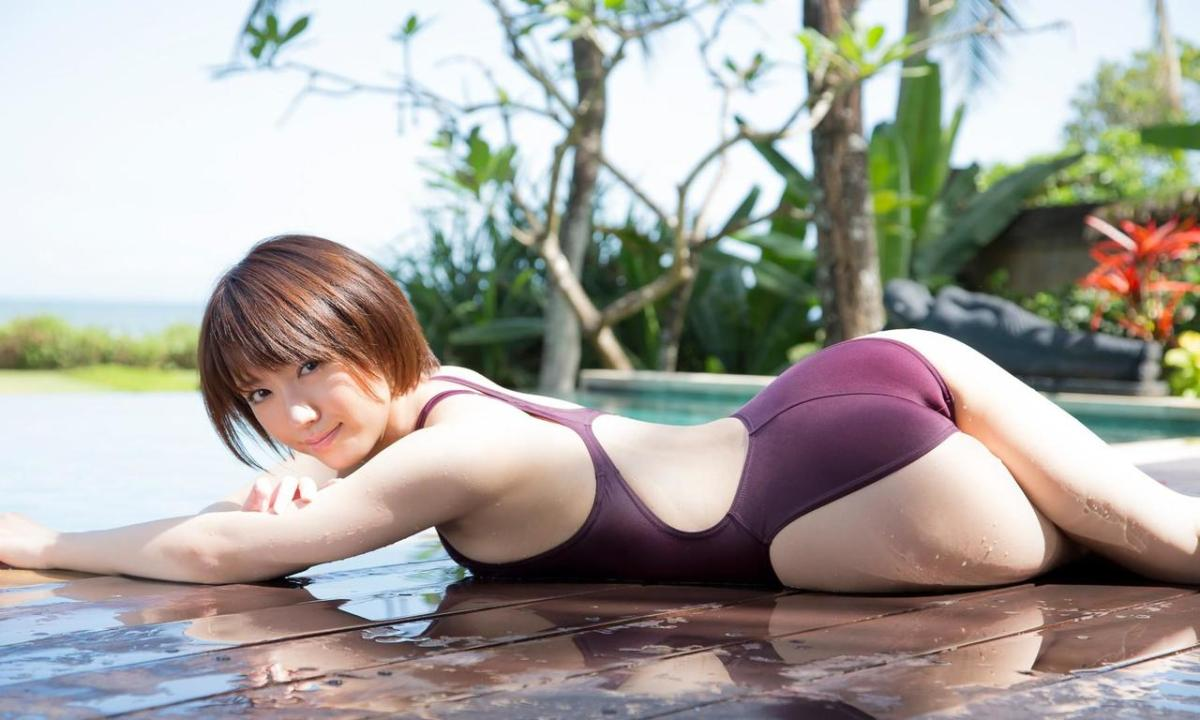 日本美女。 浅倉結希 Yuki Asakura [gif]