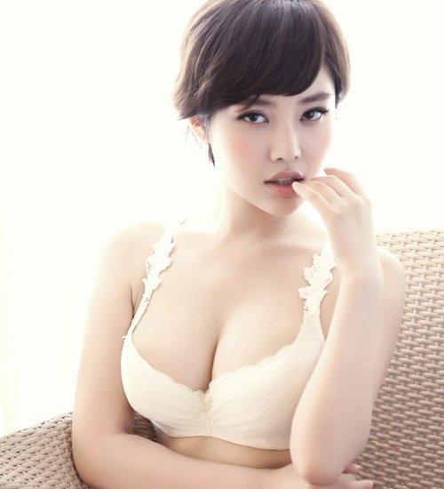 中港台美女。 徐冬冬 [gif]