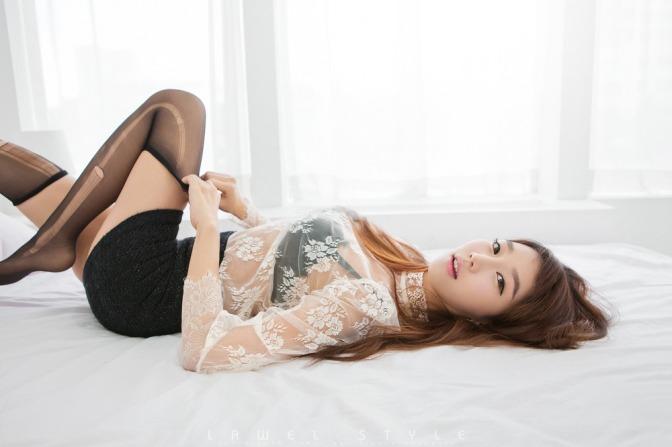 韩国美女。 高貞雅 고정아 [gif]
