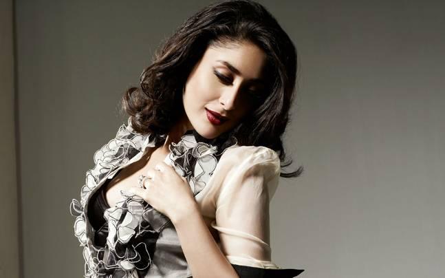 印度美女。 卡琳娜·卡普 Kareena Kapoor [gif]