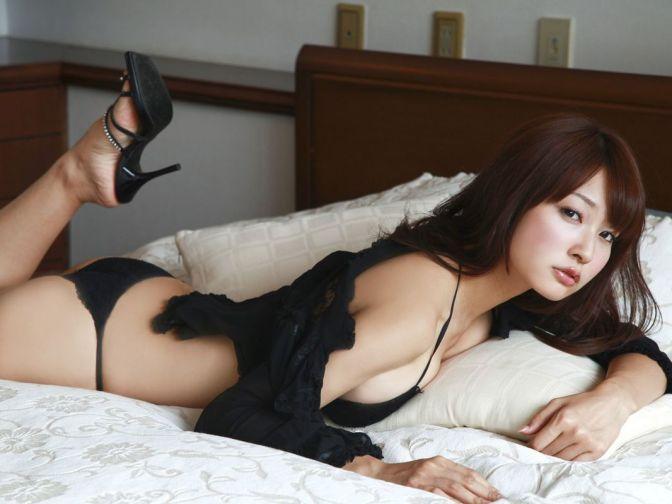 日本美女。仁藤みさき Misaki Nitou [gif]