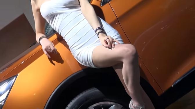 车展美女。纯白系列 2/2 [10p] + bonus