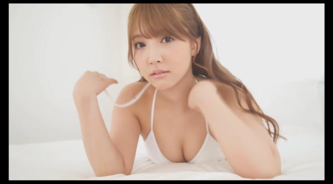 游戏美女。三上悠亜 Yua Mikami 龍が如く6 LiveChat 1/2 脱了 [gif]