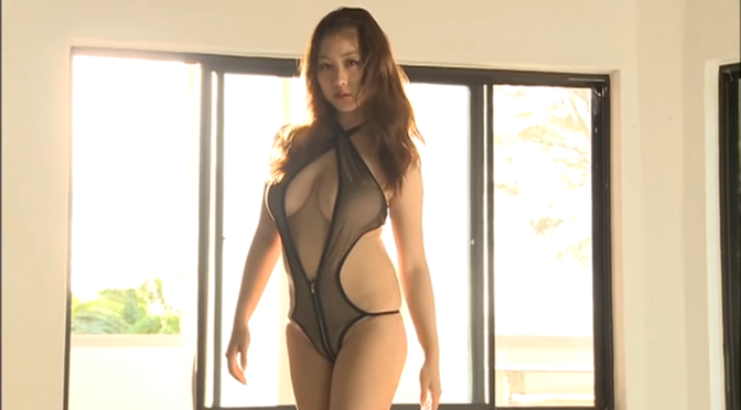 服装美女 [7p]。西田麻衣 Mai Nishida 渔网内衣 極上诱惑