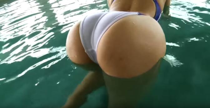 泳衣美女 [6p]。佐々木麻衣 Mai Sasaki 競泳水着 極上尻 2/2 绝对充血 ·下