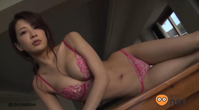 内衣美女 [18p]。神室舞衣 Mai Kamuro D奶熟女
