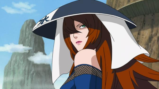 动漫美女 [8p]。照美メイ Terumī Mei 火影忍者 NARUTO