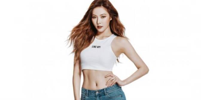 韩国美女 [11p]。金泫雅 Kim Hyun-a (HyunA)