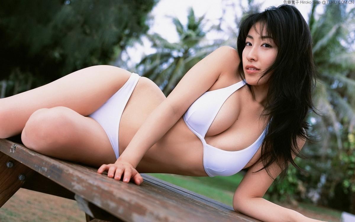 日本美女 [9p]。 佐藤寛子 Hiroko Sato