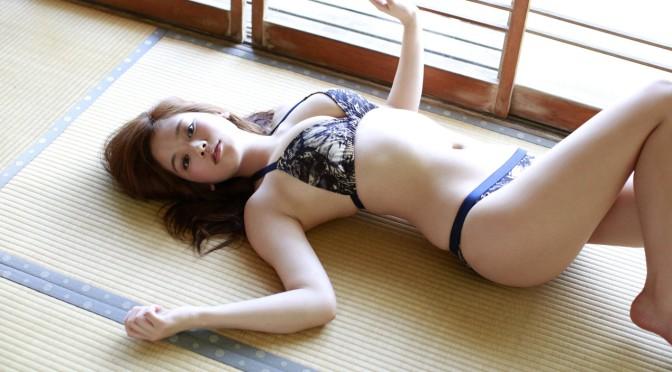 泳衣美女 [14p]。筧美和子 Miwako Kakei 清爽比基尼