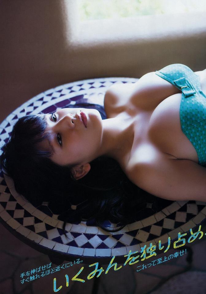 日本美女 [8p]。久松郁実 Ikumi Hisamatsu そろそろ行こっか、準備OK?