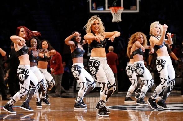 啦啦队美女 [15p]。布鲁克林篮网 Brooklyn Nets