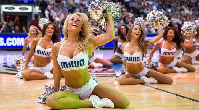 啦啦队美女 [16p]。达拉斯小牛 Dallas Mavericks