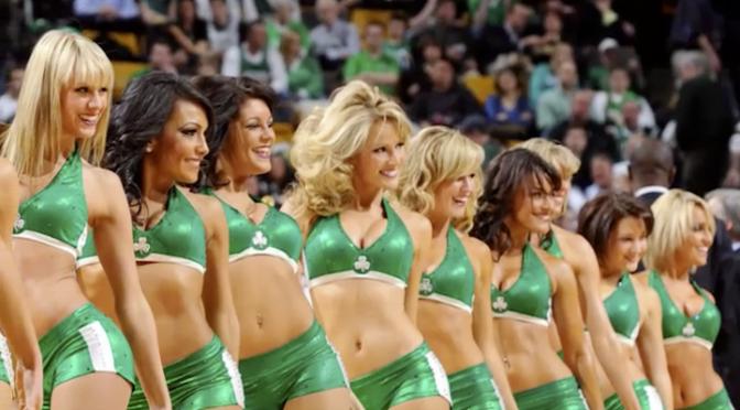 啦啦队美女 [19p]。波士顿凯尔特人 Boston Celtics