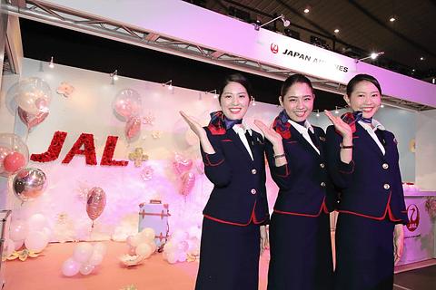 空乘美女 [16p]。日本航空 Japan Airlines (JAL)